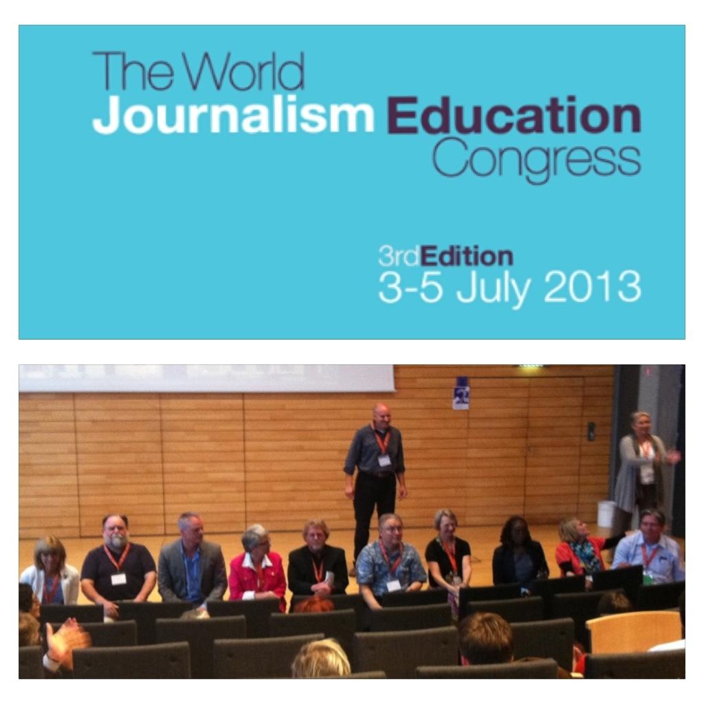 5 nuevas formas de enseñar Periodismo en las universidades. 3r congreso mundial Periodismo y Educación. Marta Morales, periodista, social media manager, community manager