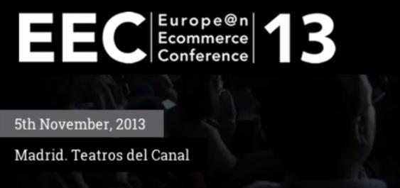 El EEC13 (European Ecommerce Conference) apuesta por el emprendedor digital. Marta Morales Castillo, periodista, community manager, social media manager. experta redes sociales, periodismo digital y branding online