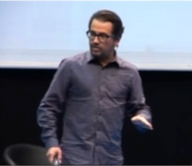Philippe Gonzalez asegura que Instagram promueve la digitalización de los sentimientos en Interque 2013 Marta Morales Castillo periodista community manager experta en redes sociales