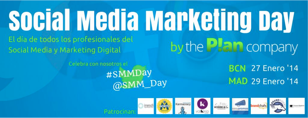 Social Media Marketing Day SMMDAY Madrid Marta Morales Castillo periodista community manager blog curiosidades de social media