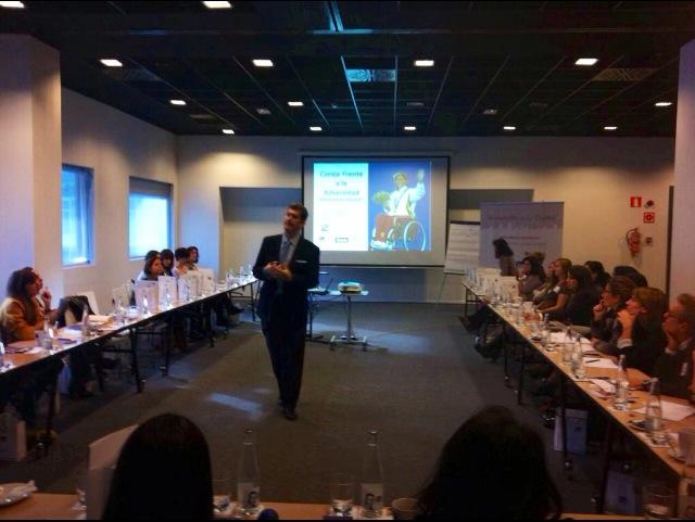 coach Borja Milans del Bosch Instituto de Empresa evento networking Womenalia en tu ciudad