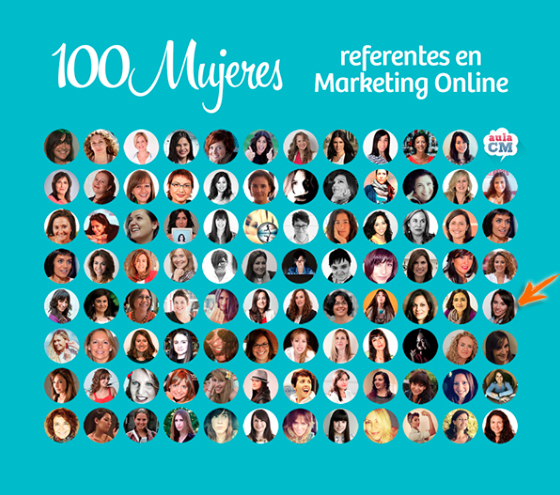 100 mujeres referentes marketing online marca personal marta morales blog curiosidades social media aula cm