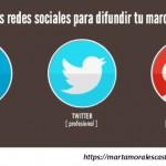 Las mejores redes sociales para difundir tu marca personal